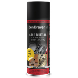 Den Braven 6 in 1 Multi-Öl (400ml)